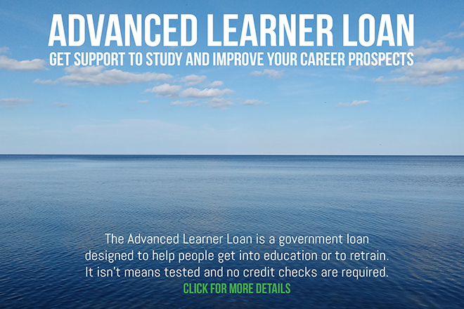 Tyro Training Advanced Learner Loan